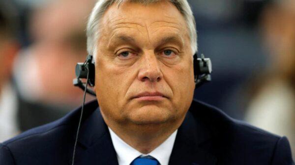 Viktor Orban este martes 11 de septiembre en el Parlamento Europeo