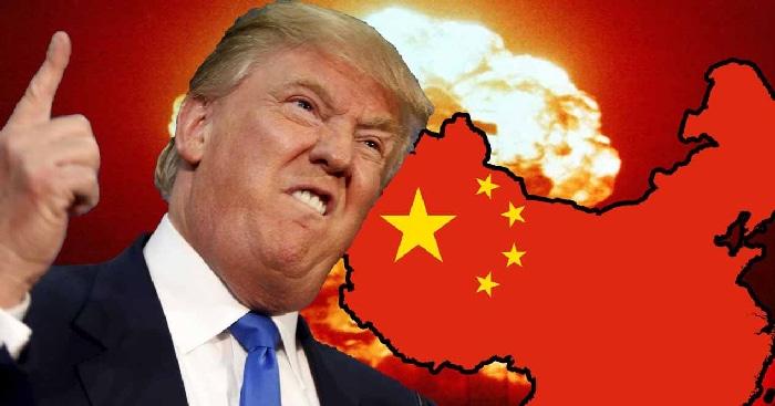 Resultado de imagen de guerra comercial trump