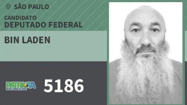Bin Laden, uno de los candidatos a las elecciones brasileñas