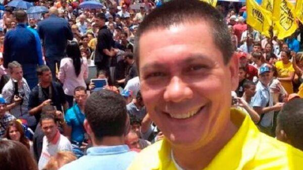 El opositor fallecido Fernando Albán