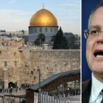 Jerusalén y el primer ministro australiano, Scott Morrison