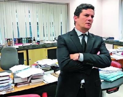 El Juez Sergio Moro