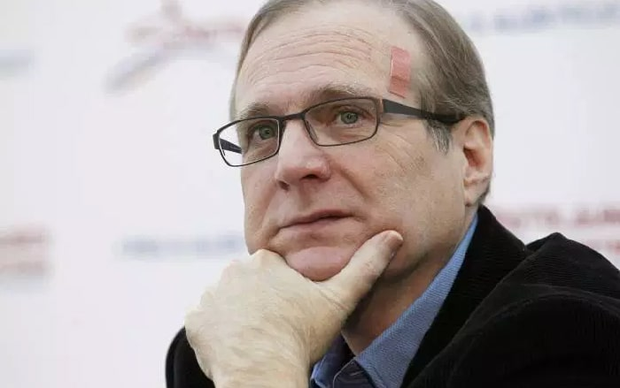 El co-fundador de Microsoft Paul Allen
