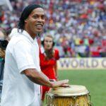 El futbolista Ronaldinho