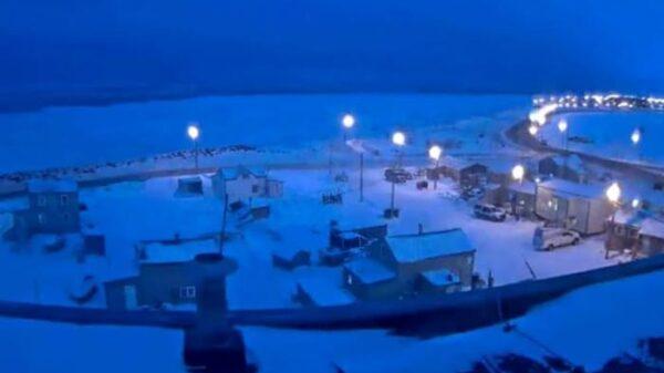 El pueblo de Utqiagvik, en Alaska (EEUU)