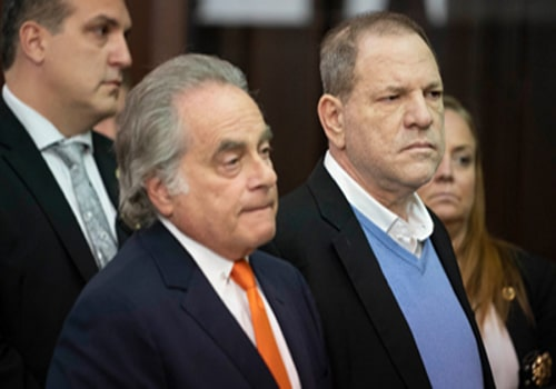 Benjamin Brafman con Harvey Weinstein