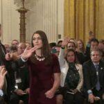 Enfrentamiento de Trump con un periodista de CNN