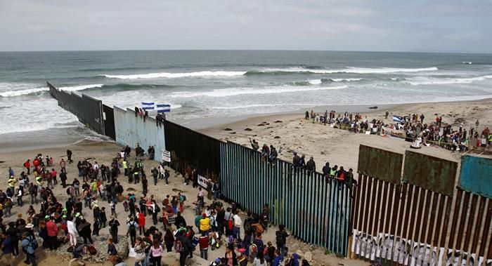 Frontera de EEUU