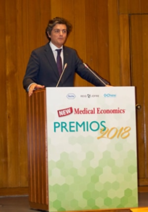 El Dr. Gonzalo Bartolomé