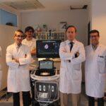 El servicio de Cardiología de la Fundación Jiménez Diaz