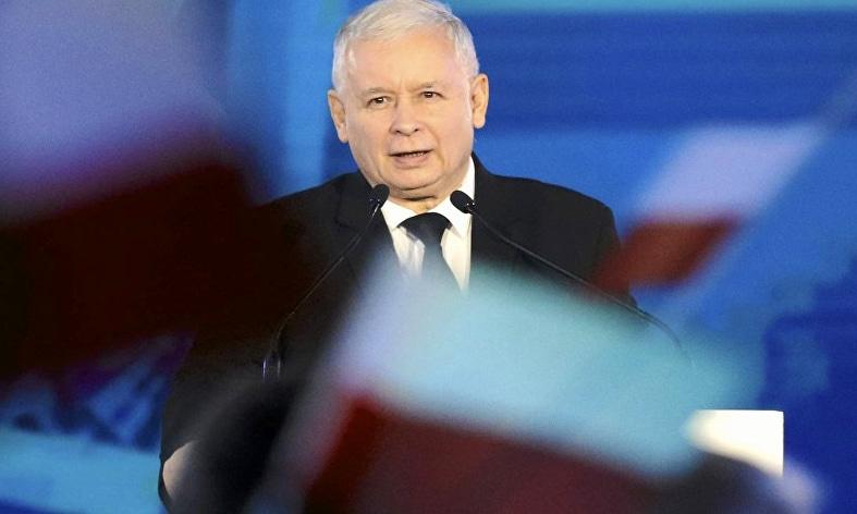 Jaroslaw Kaczynski, lider de Ley y Justicia