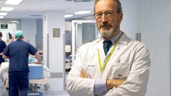 El doctor Alfonso Vidal