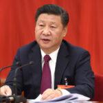 Presidente chino, Xi Jinping pronuncia su discurso