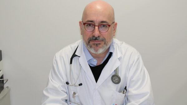 El Doctor Javier Martínez Peromingo