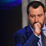 Salvini, Ministro del interior del Gobierno de Italia