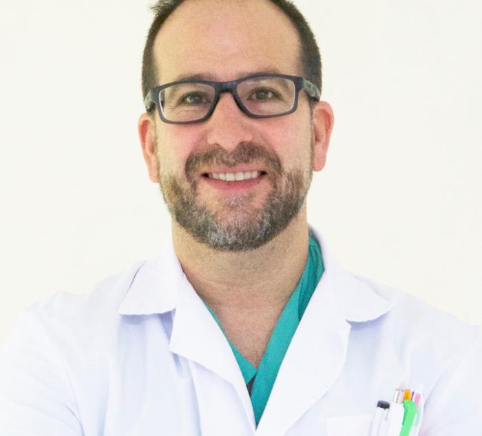 El doctor Alfonso Duque