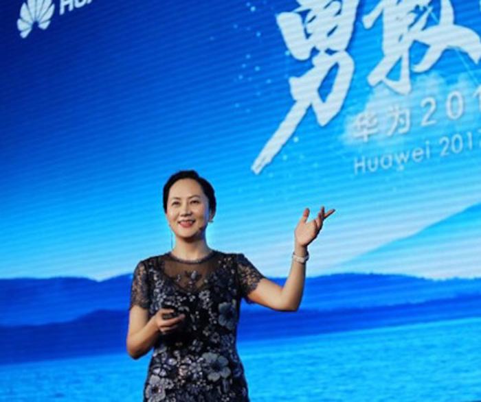 Meng Wanzhou, de Huawei