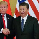 Donald Trump y Xi Jinping, presidentes de EEUU y China respectivamente