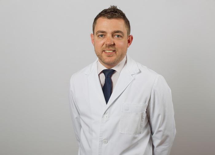 El doctor Jorge Martín