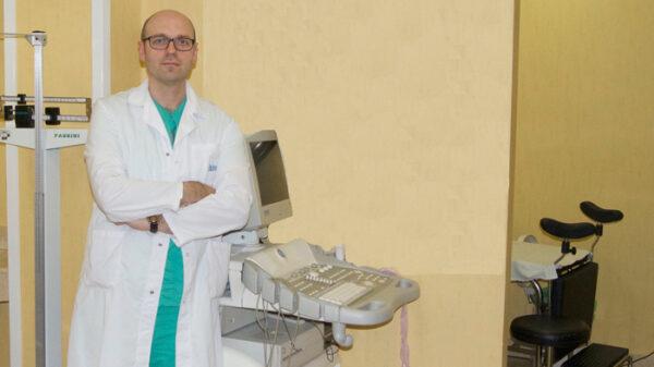 El doctor Ángel Lorenzo