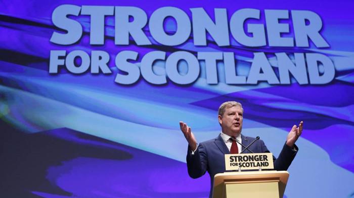 Angus Robertson, exvicepresidente del Partido Nacionalista Escocés