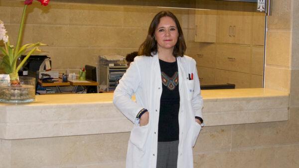 La psicóloga clínica Elena Iracheta Ruíz, de la Unidad de la Mujer del Hospital Ruber Internacional