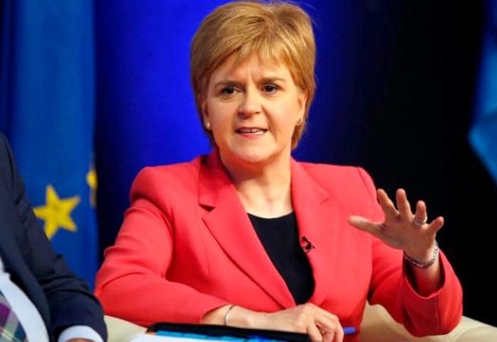 Nicola Sturgeon, la premier escocesa