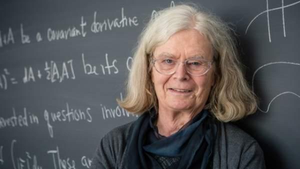 Karen Uhlenbeck gana el premio Abel de matemáticas