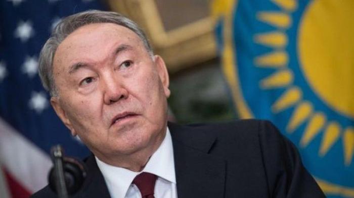 Nursultán Nazarbayev