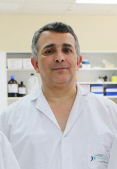 El doctor Alberto Ortiz, jefe del Servicio de Nefrología e Hipertensión de la fundación Jiménez Diaz