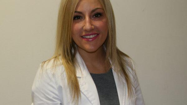 La doctora Ángela Hermosa Gelbard