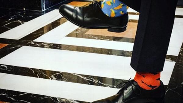 Los calcetines desparejados de Fernando Clavijo