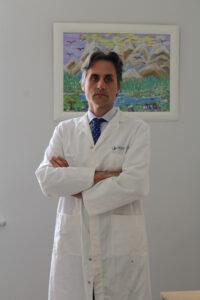 El doctor Enrique Baca