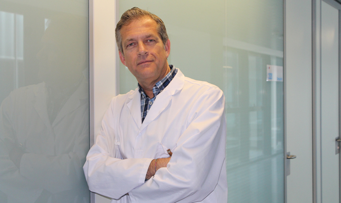 El doctor Felipe Navarro