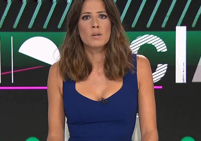La periodista de La Sexta Gloria Mena