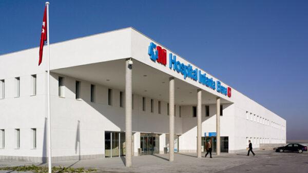 El Hospital Infanta Elena