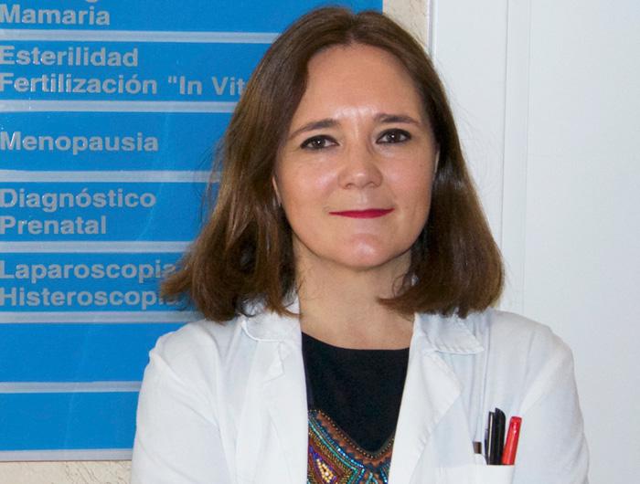 Elena de Iracheta Ruíz, psicóloga clínica y sexóloga de la Unidad de la Mujer del Hospital Ruber Internacional