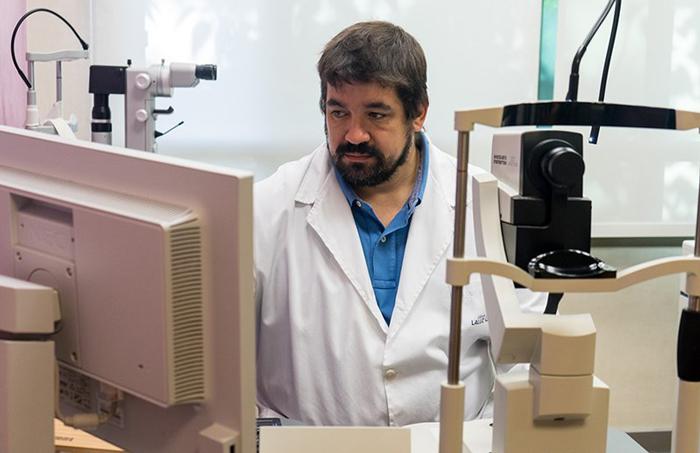 El doctor Juan Donate