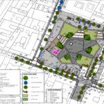 Proyecto de reforma de la plaza Pedro Zerolo