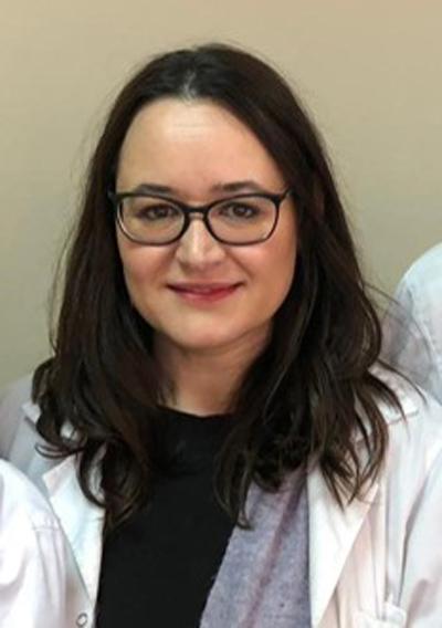La doctora Sánchez-Niño, investigadora Miguel Servet del IIS-FJD