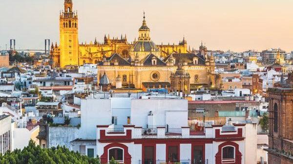 La ciudad de Sevilla