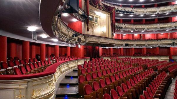 El Teatro Real de Madrid