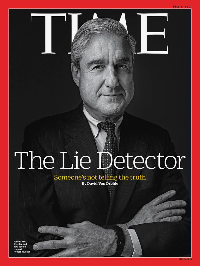 Portada completa de Rober Mueller en 'Time'