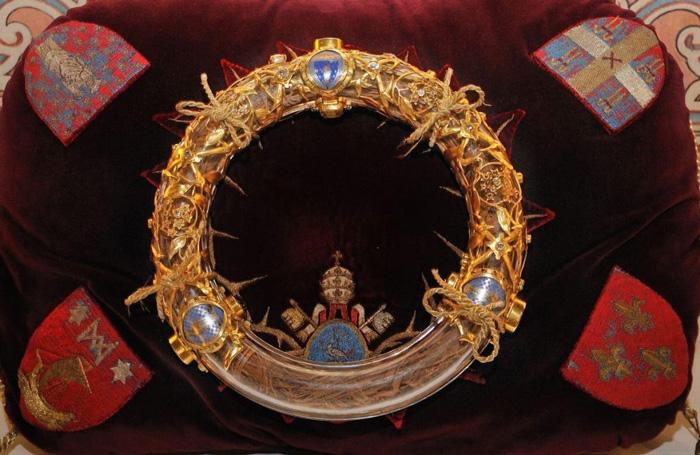 Corona de Espinas de Jesuscristo