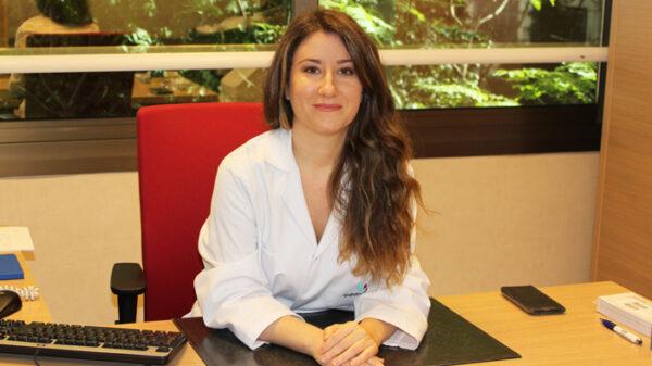 La doctora María Luisa de Mingo