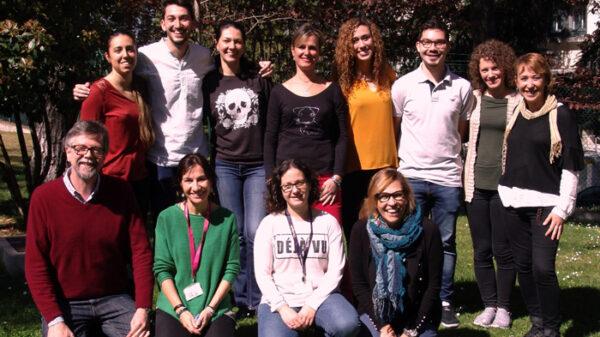 Grupo de investigadores participantes en este estudio