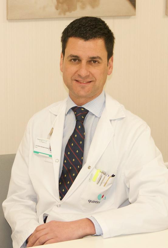 El doctor Riquelme Oliveira