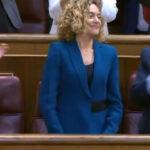 Meritxell Batet tras ser elegida presidenta del Congreso