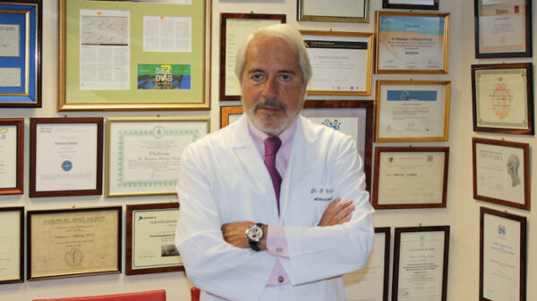 El doctor Francisco Villarejo