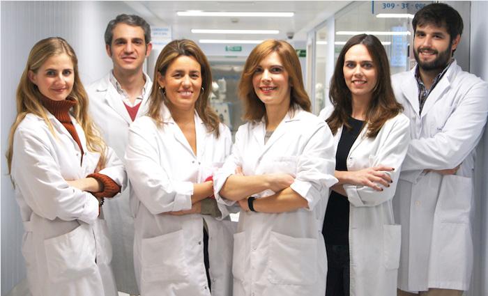 Equipo de Dermatología del Hospital La Luz